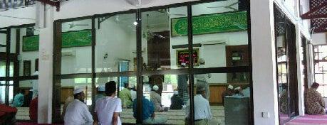 Surau As-Siddiq is one of Baitullah : Masjid & Surau.
