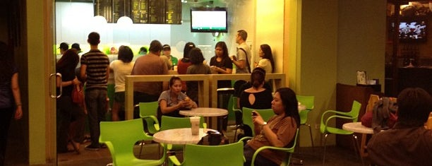 Serenitea is one of It's Tea Time.
