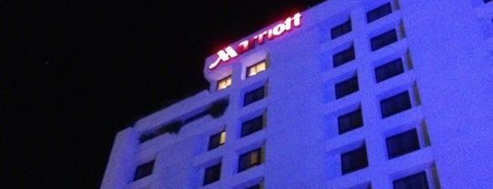 Marriott Hotel Riverside is one of around the country.