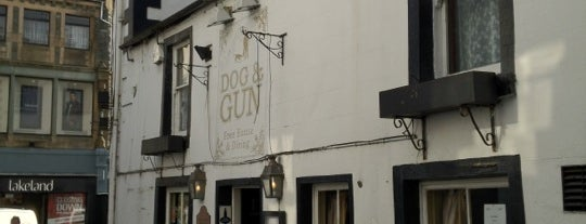 Dog & Gun is one of Places I like to Eat..
