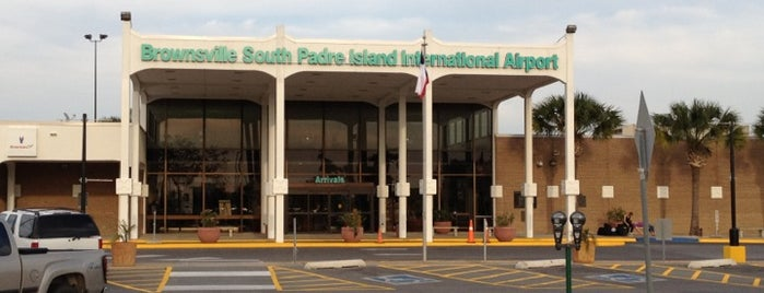 Brownsville South Padre Island International Airport is one of Airports~Part 1....