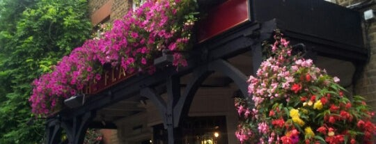 Flask Tavern is one of UK_to go_Summer Bars.