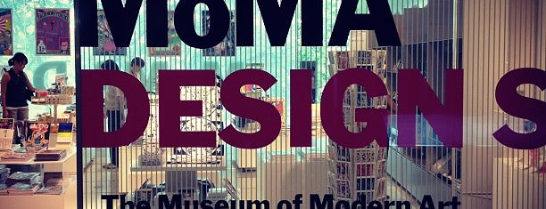 MoMA Design Store is one of All-time favorites in Japan.