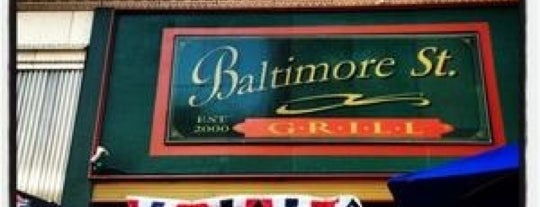 Baltimore Street Grill is one of Cumberland, Maryland Must See & Do!.