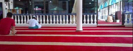 Masjid Al-Amin is one of Baitullah : Masjid & Surau.