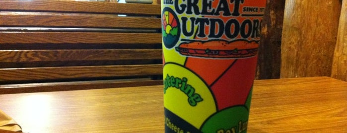 The Great Outdoors is one of Fave DFdub Grub.