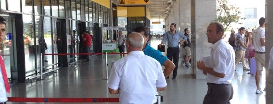 Domestic Terminal is one of Airports in Turkey.