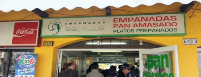 Empanadas Paula is one of ʕ •ᴥ•ʔ.