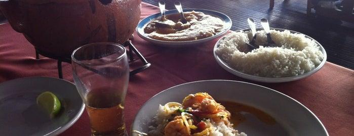 Retiro do Pescador is one of Restaurantes.