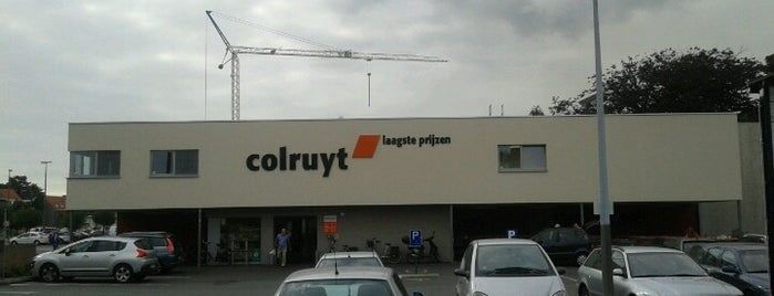 Colruyt is one of Zelzate-city.