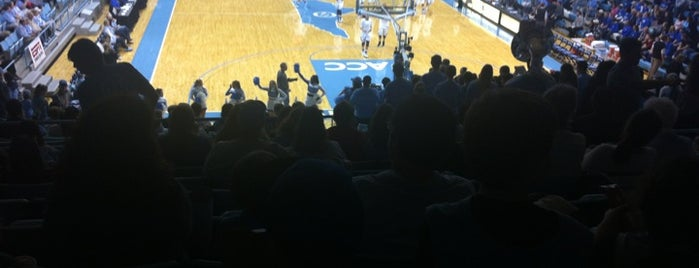 Carmichael Arena is one of Gary's List.