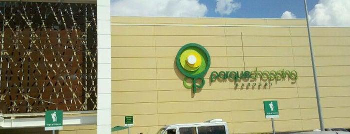 Parque Shopping Barueri is one of Shoppings Grande SP.