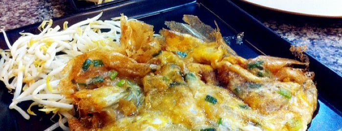 Hoy Tord Chao Lay is one of Favorite Food.