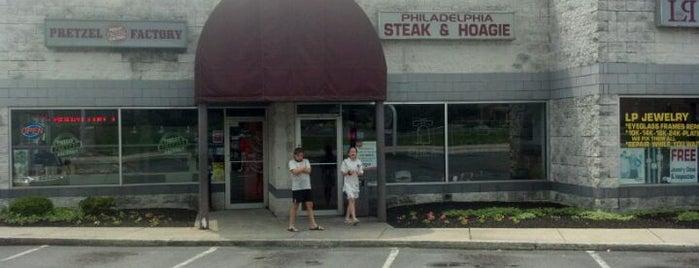 Philadelphia Steak & Hoagie is one of Wishlist.