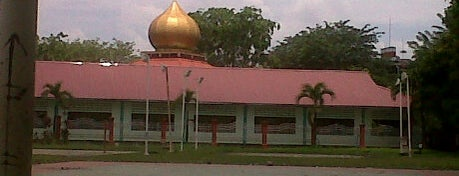 Masjid Al-Azhariah is one of Baitullah : Masjid & Surau.
