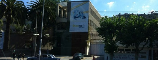 Duoc UC is one of QR.