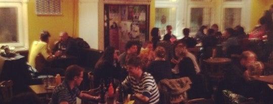 Café Vienna is one of Mannheim to do.