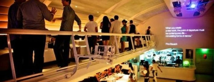 Bed Supperclub is one of All Bars & Clubs: TalkBangkok.com.