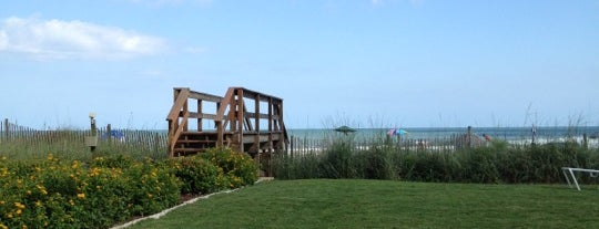 Places to stay on the Grand Strand