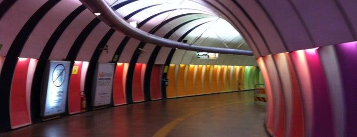 MetrôRio - Estação Cardeal Arcoverde is one of Rio de Janeiro.