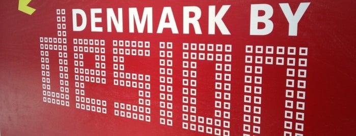 Dansk Design Center is one of Fred's Copenhagen List.
