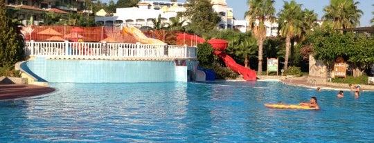 Defne Star Hotel is one of Turkiye Hotels.