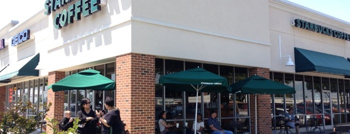 Starbucks is one of Guide to Hampton's best spots.