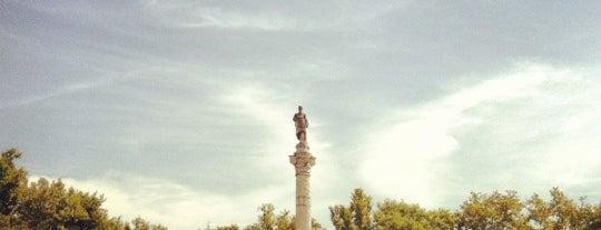 Piazza Ariostea is one of Ferrara.