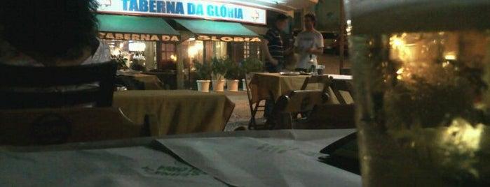 Taberna da Glória is one of Almoço na Glória e adjacências..