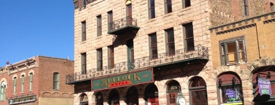 Bullock Hotel is one of Rapid City, SD.