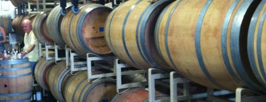 Barrage Cellars is one of Woodinville Wineries.