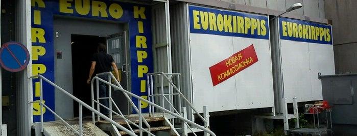 Eurokirppis is one of Lappenranta.