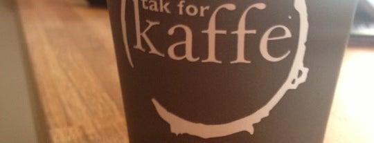Tak for Kaffe is one of copenhagen.
