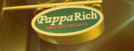 PappaRich is one of Favorite Food.