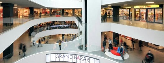 Grand Bazar Shopping Center is one of Antwerpen.