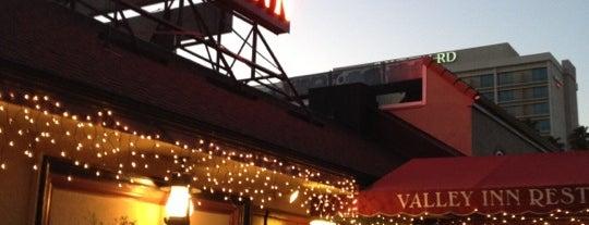 Valley Inn Restaurant & Bar is one of Oldest Los Angeles Restaurants Part 1.