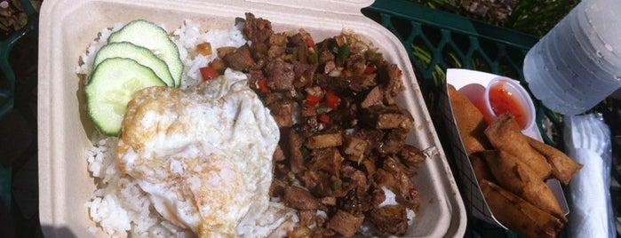 Yumsilog is one of Food Trucks.