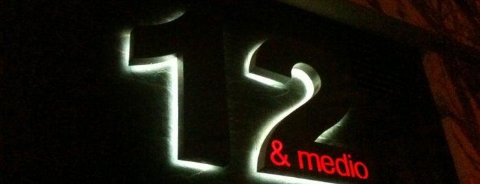 12&Medio is one of Murcia, que hermosa eres!.