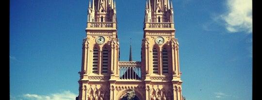 Basílica Nuestra Señora de Luján is one of Guide to Bs As's best spots.
