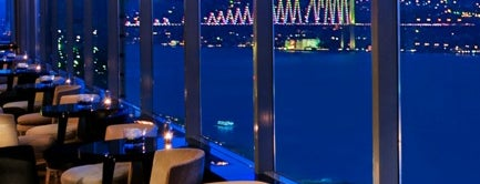 City Lights Restaurant & Bar InterContinental Istanbul is one of İSTANBUL #2.