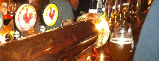 Charlies Bar is one of Copenhagen.