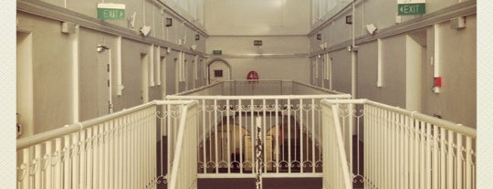 Jailhouse Accommodation Hostel is one of NZ to go.