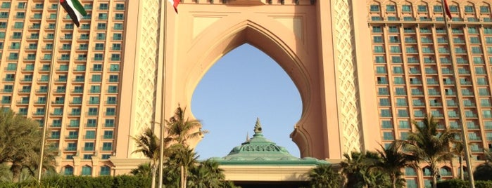 Atlantis The Palm is one of Luxury Hotels in Dubai.