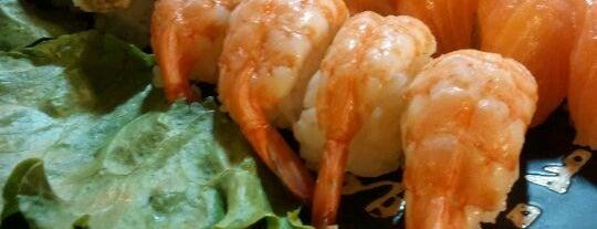 Ohashi Sushi Bar is one of Japoneses • Florianópolis.