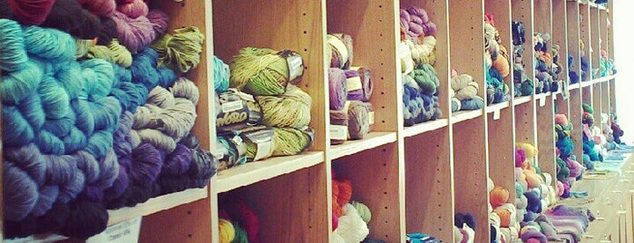 Windy Knitty is one of Shop Local.