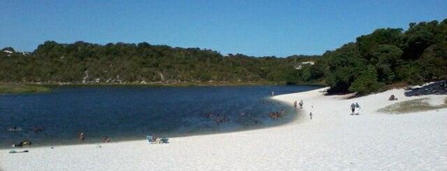 Lagoa do Abaeté is one of Salvador.