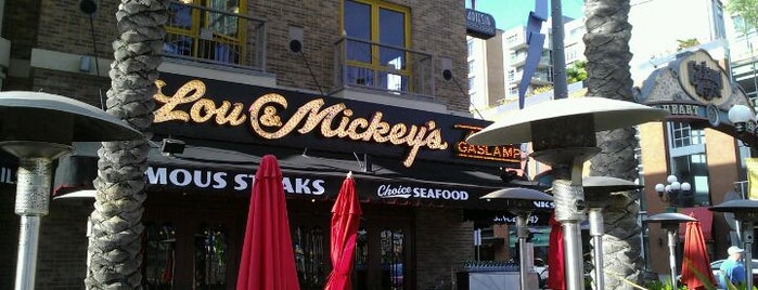 Lou Mickey S Is One Of The 15 Best American Restaurants In Gaslamp San Go