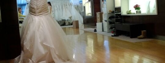 the wedding atelier is one of the 13 best bridal shops in new york city