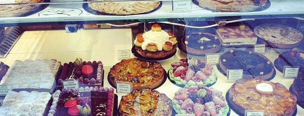 Eric Kayser is one of Bakery in Paris.