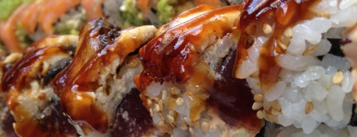 Seabar is one of Buffalo Local Restaurant Week.
